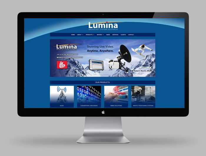 Lumina trading system