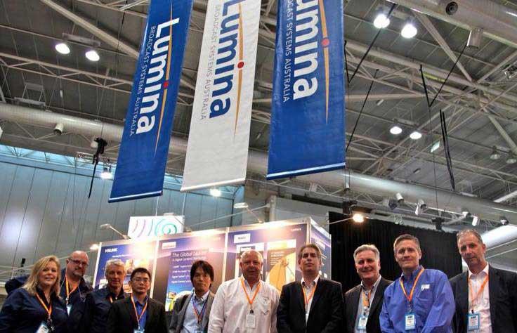 Lumina Broadcast Systems